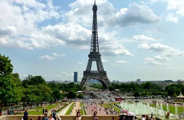 Torre Eiffel (Foto: Esse Mundo é Nosso)