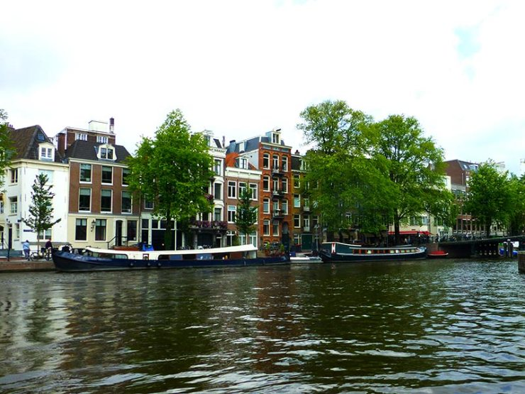 Amsterdam (Foto: Esse Mundo é Nosso)