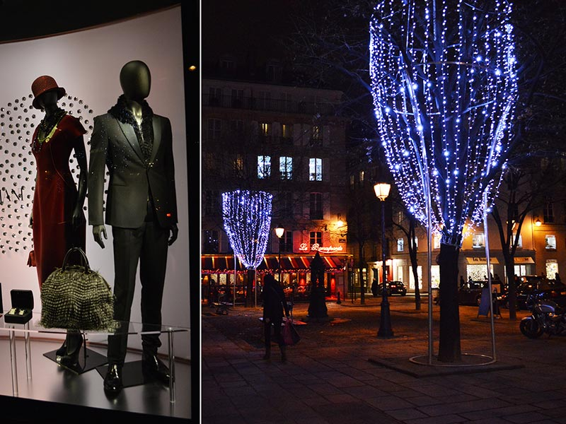 Compras em Paris (Foto: Manoele Luize)