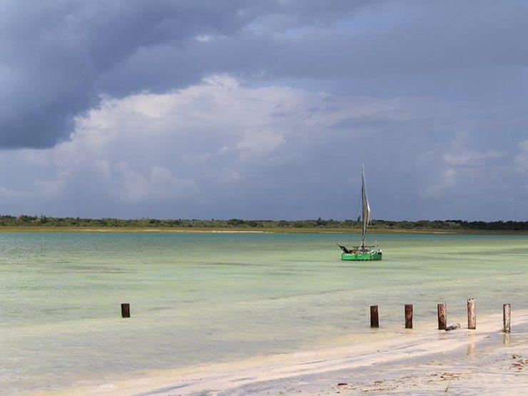 Lagoa do Paraíso, Jericoacora (Foto: Esse Mundo É Nosso)