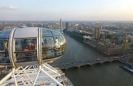 London Eye (Foto: Esse Mundo é Nosso)