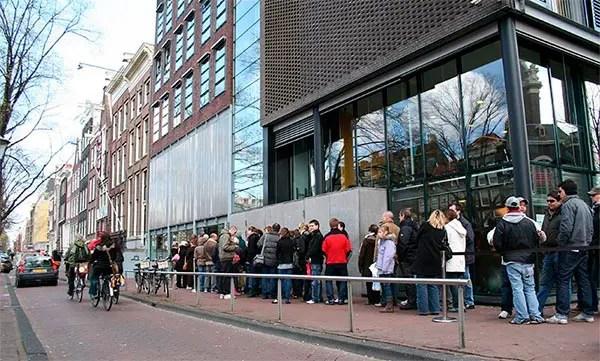 Casa de Anne Frank (Foto: Esse Mundo é Nosso)