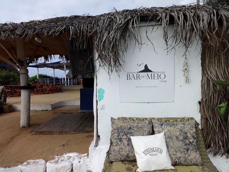 Onde Comer em Fernando de Noronha: Bar do Meio (Foto: Esse Mundo é Nosso)