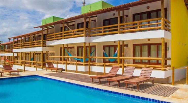 Dica de hotel em Jericoacoara (Foto: Divulgação)