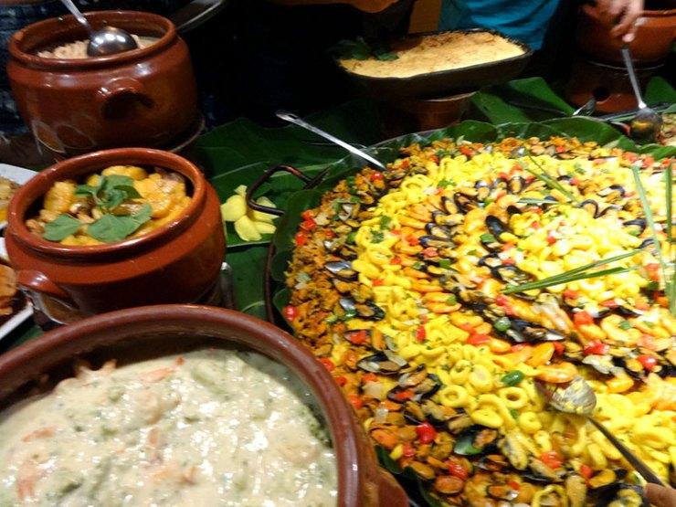 Onde Comer em Fernando de Noronha: Festival do Zé Maria (Foto: Esse Mundo é Nosso)