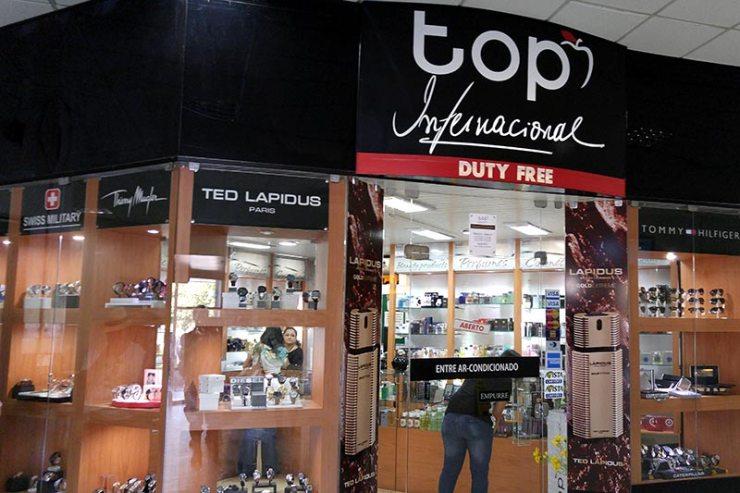 O que fazer em Macapá: Loja Top Internacional (Foto: Esse Mundo É Nosso)