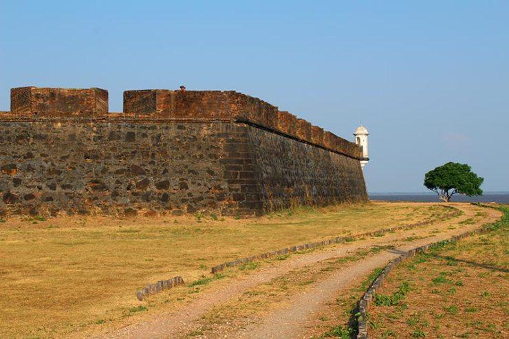 O que fazer em Macapá: Fortaleza São José de Macapá (Foto: Esse Mundo É Nosso)