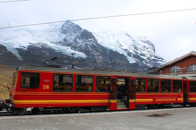 Visita a Jungfraujoch, Suíça - O Topo da Europa (Foto: Esse Mundo É Nosso)