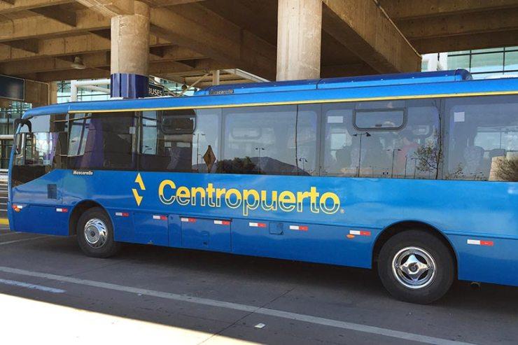 Como ir do aeroporto de Santiago ao centro (Foto: Esse Mundo É Nosso)