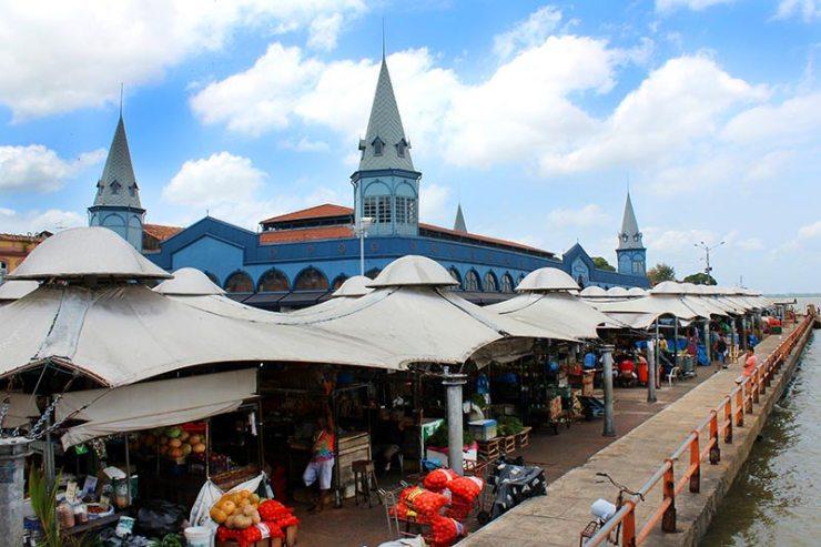 O que fazer em Belém: Mercado Ver-o-Peso (Foto: Esse Mundo É Nosso)