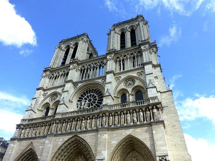 Igrejas em Paris:: Notre Dame (Foto: Esse Mundo é Nosso)