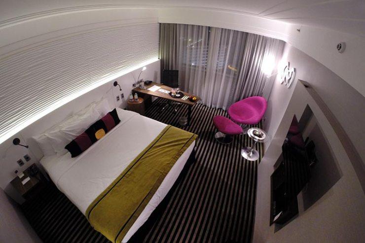Dica de hotel em Alphaville: Radisson Alphaville (Foto: Esse Mundo É Nosso)