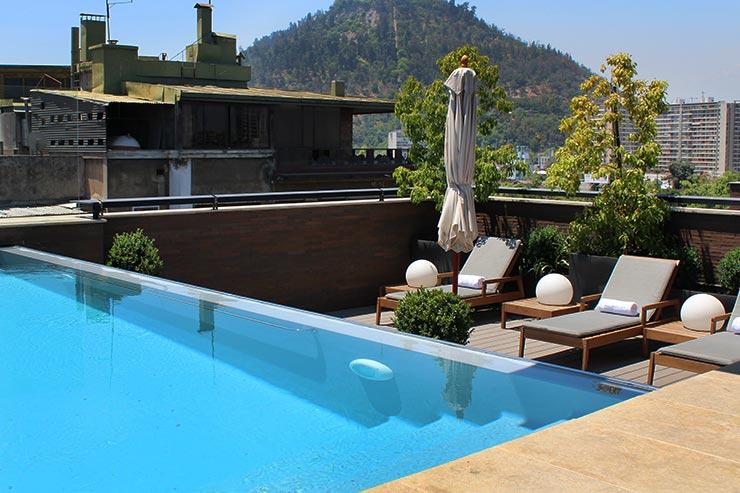 Dica de hotel em Santiago: The Singular Hotel (Foto: Esse Mundo É Nosso)