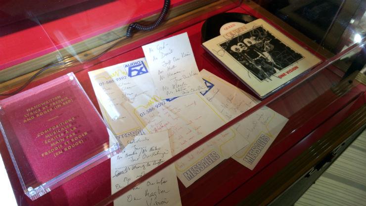 Museu Queen The Studio Experience (Foto: Esse Mundo É Nosso)