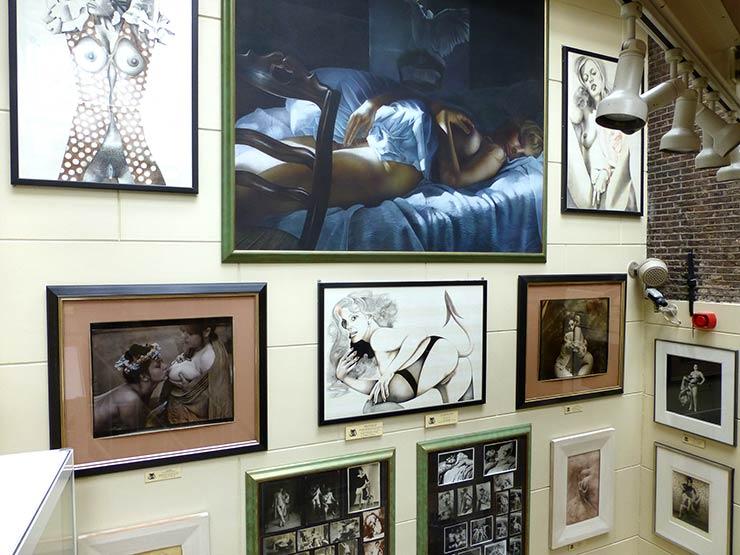 Museu do Sexo em Amsterdam (Foto: Esse Mundo é Nosso)
