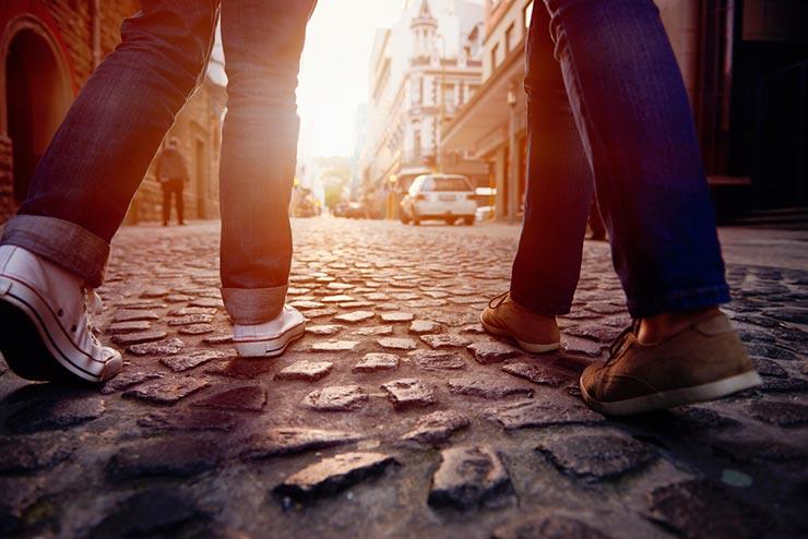 15 sinais de que você anda precisando viajar (Foto via Shutterstock)