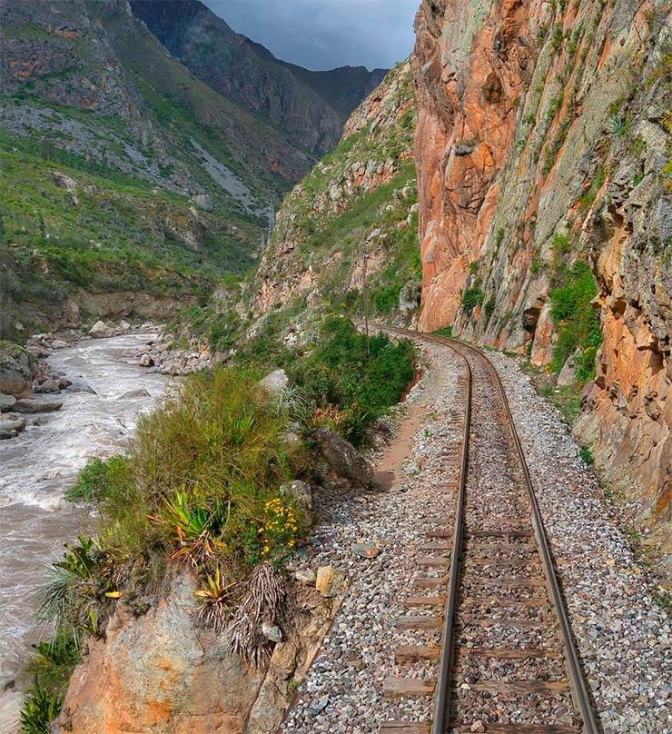 Viajar pra Machu Picchu - Trem da Peru Rail (Foto: Esse Mundo É Nosso)