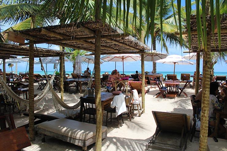 Barracas de praia de Maceió: Hibiscus (Foto: Esse Mundo É Nosso)