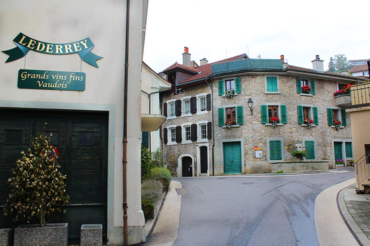 Região de Lavaux, Suíça (Foto: Esse Mundo É Nosso)
