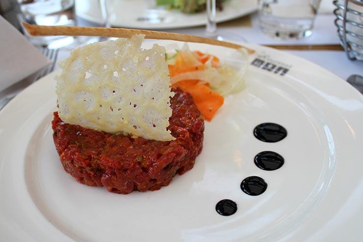 Onde comer em Montreux - La Rouvenaz (Foto: Esse Mundo É Nosso)