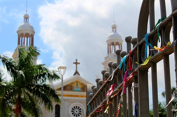 O que fazer em Belém: Basília de Nazaré (Foto: Esse Mundo É Nosso)