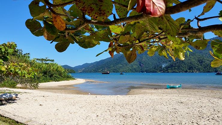 Praias de Paraty - Praia do Cruzeiro (Foto: Cortesia de Claudia Zamora)