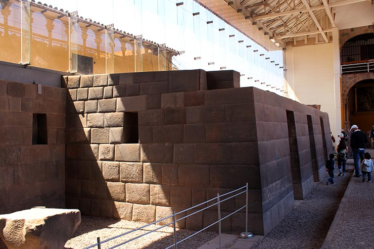 Sítios Arqueológicos em Cusco - Qorikancha (Foto: Esse Mundo É Nosso)