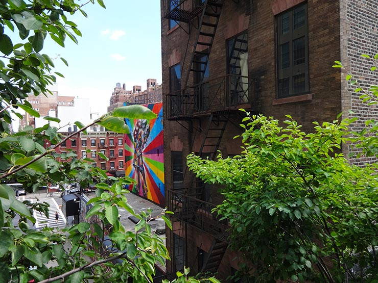 High Line (Foto: Esse Mundo é Nosso)