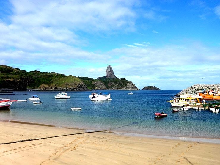 Praias de Fernando de Noronha (Foto: Esse Mundo é Nosso)