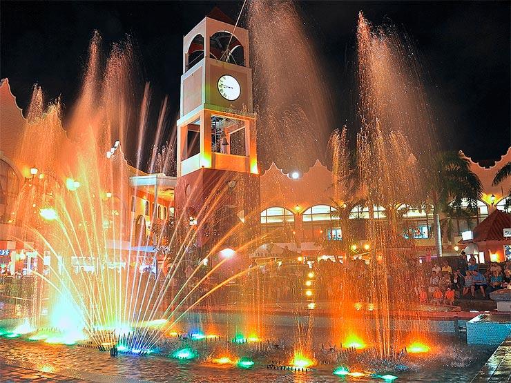 Onde comer em Aruba (Foto: Site Passeo Herenecia Mall)