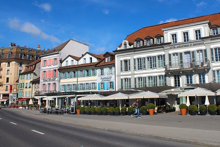 Dicas de Lausanne, Suíça - Ouchy (Foto: Esse Mundo É Nosso)