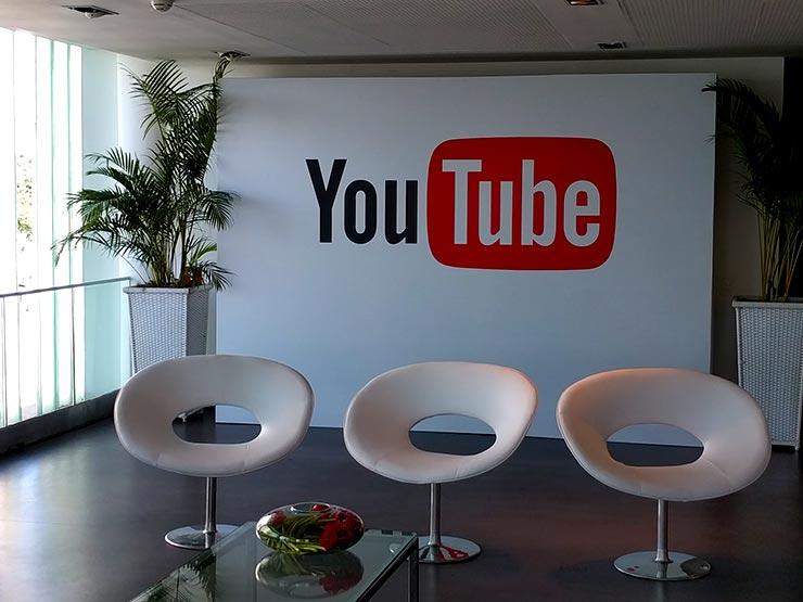 YouTube Space no Rio de Janeiro (Foto: Esse Mundo é Nosso)