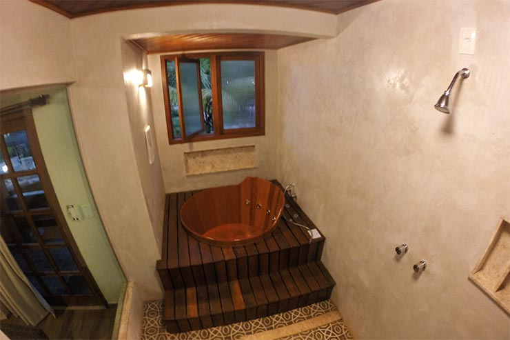 Dica de hotel em Itacaré: Ecoporan (Foto: Esse Mundo É Nosso)