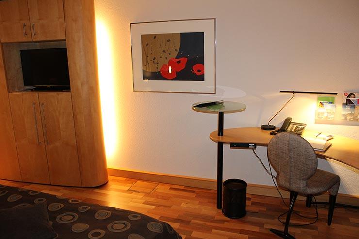 Onde ficar em Berna, Suíça: Hotel Allegro Bern (Foto: Esse Mundo É Nosso)