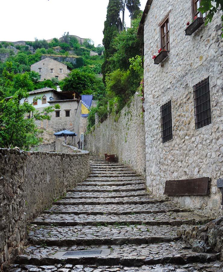Um dia em Mostar e Počitelj, Bósnia e Herzegovina (Foto: Esse Mundo É Nosso)