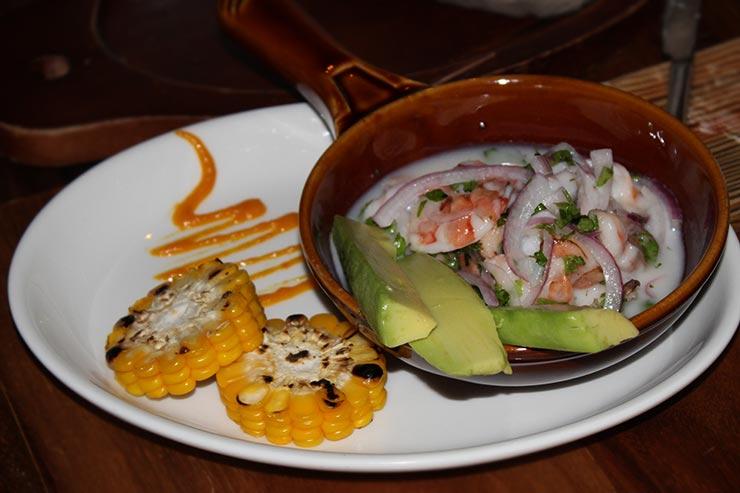 Onde comer em Santo Domingo (Foto: Esse Mundo É Nosso)