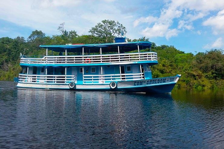 Passeios em Manaus (Foto: Divulgação)