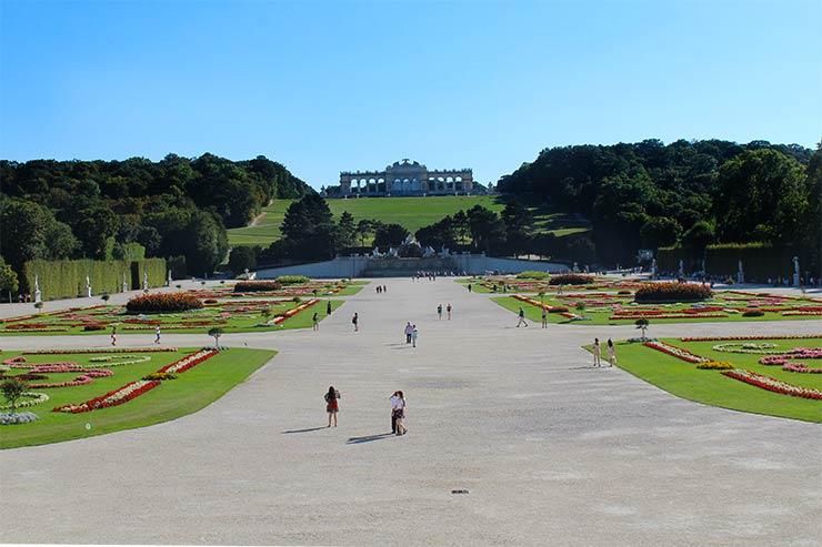 Pontos turísticos de Viena: Schönbrunn (Foto: Esse Mundo É Nosso)