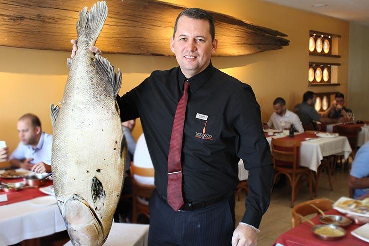 Dica de restaurante em Manaus: Banzeiro (Foto: Esse Mundo É Nosso)