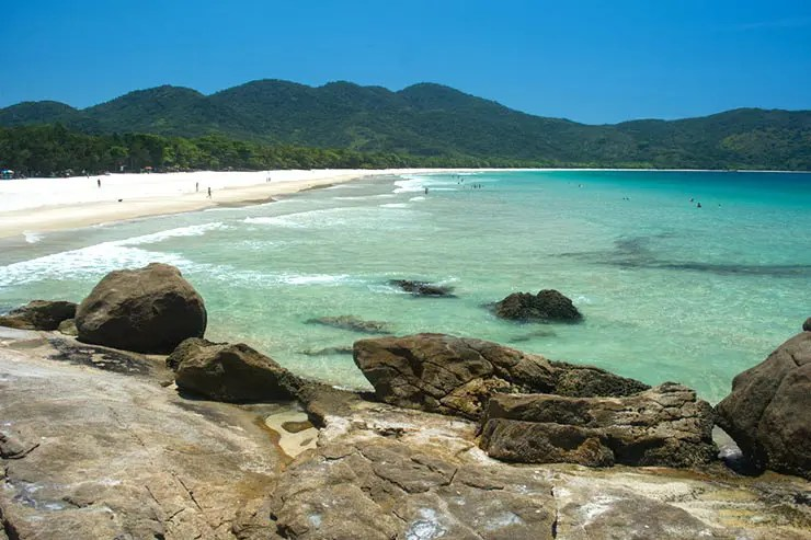 10 das melhores praias do Brasil (Foto via Shutterstock)