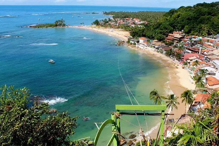 10 das melhores praias do Brasil (Foto: Esse Mundo É Nosso)