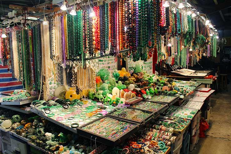 Mercados de Hong Kong (Foto: Esse Mundo é Nosso)