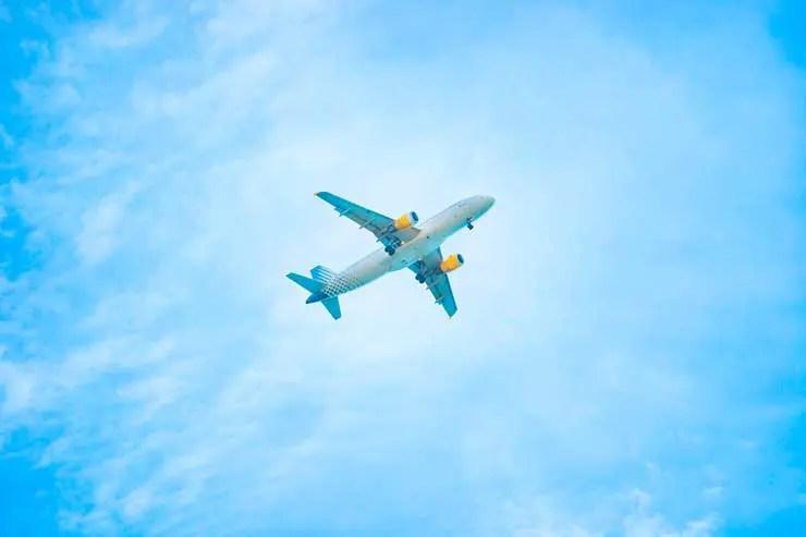 Mortes em acidentes de avião (Foto: Shutterstock)