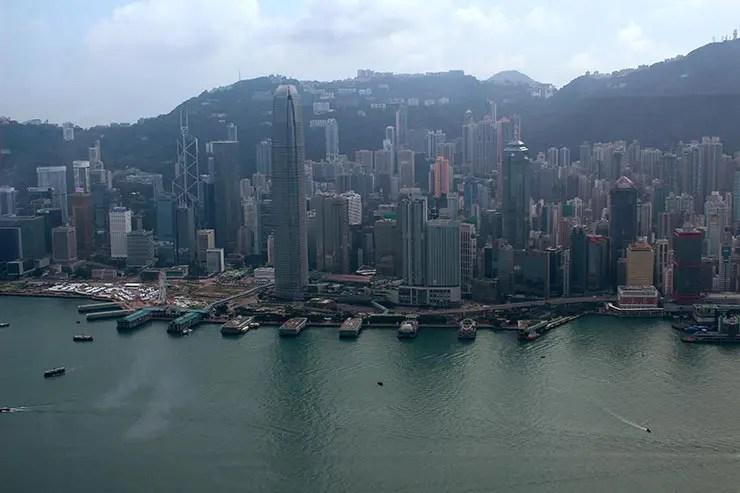 Sky 100 em Hong Kong (Foto: Esse Mundo é Nosso)
