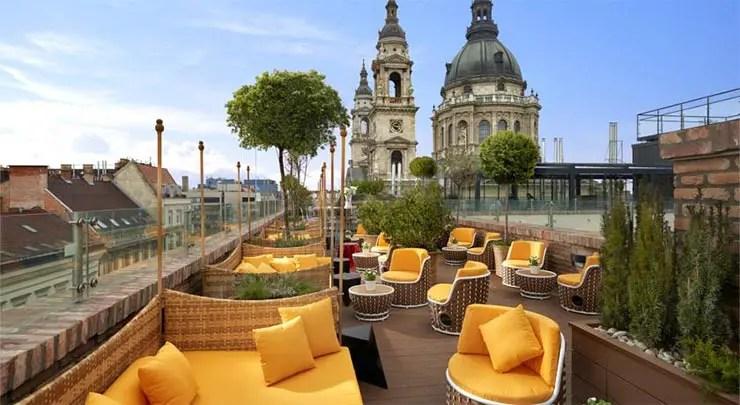 Melhores hotéis do mundo em 2017: Aria Hotel Budapest (Foto: Divulgação/Booking)