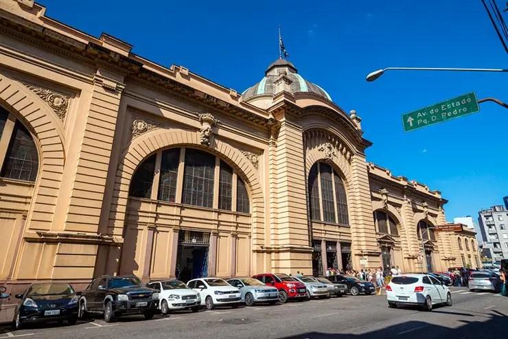 Como chegar ao Mercadão de São Paulo (Foto: Shutterstock)