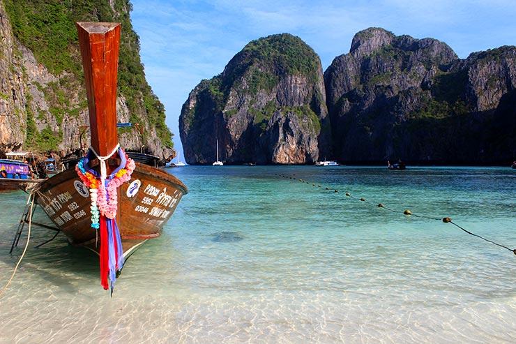 Como chegar em Phi Phi, Tailândia (Foto: Esse Mundo É Nosso)
