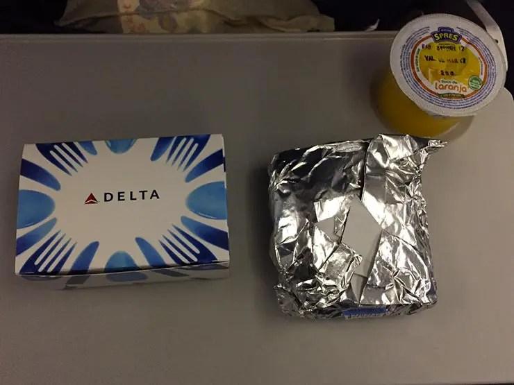 Como é voar Delta Airlines (Foto: Esse Mundo é Nosso)