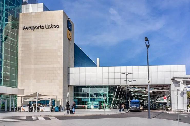 Como ir do aeroporto de Lisboa ao centro (Foto via Shutterstock)