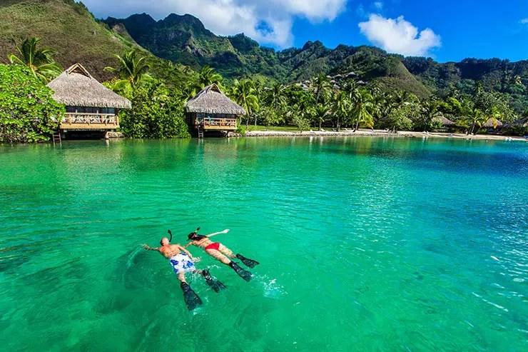 5 ilhas da Polinésia que inspiraram Moana: Moorea (Foto: Divulgação/Dreamlines)
